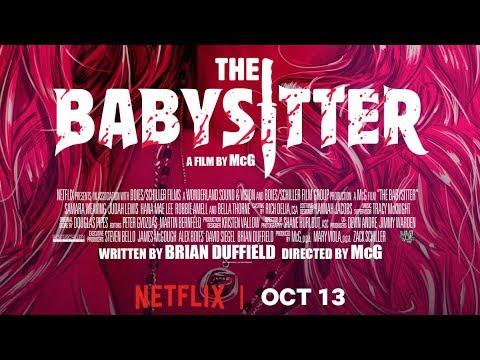 사탄의 베이비시터 (The Babysitter, 2017) 예고편