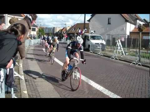 Wedstrijd te Heusden (22/04/2012) (AB - categorie) (WAOD) (NGMT Cycling Team)