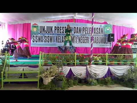 Tari Daerah Karang Jaye Anak Mtsn Prabumulih video