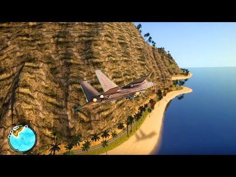 Gta iv Gostown Paradise - Exclusive JET Gameplay