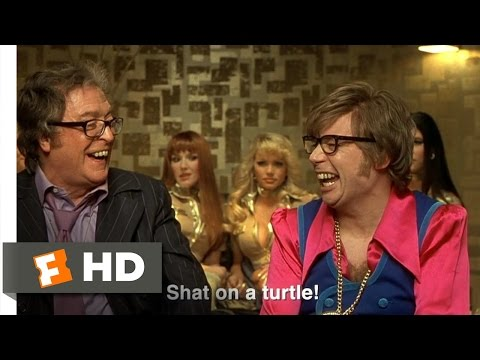 Naughty English - Austin Powers in Goldmember (3/5) Movie CLIP (2002) HD