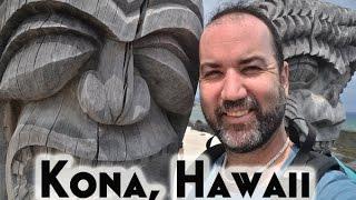 Kona, Isla grande de Hawaii