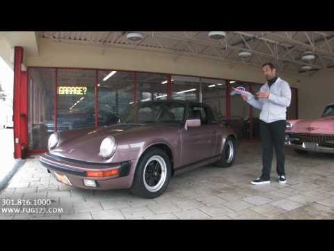 1988 Porsche 911 Targa Tony Flemings Ultimate Garage reviews horsepower ripoff complaints video