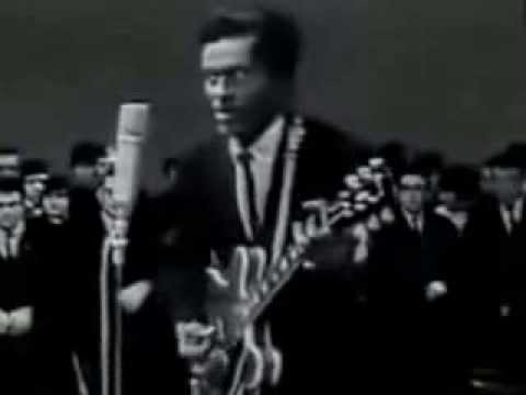 Chuck Berry   Maybellene 1955