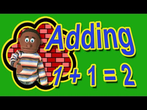 Teach Adding for Toddlers and Preschool Children with Bryon