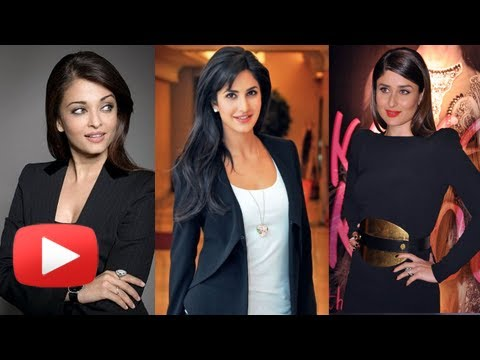 Aishwarya Rai , Katrina Kaif, Kareena Kapoor – Best Teacher – VOTE NOW