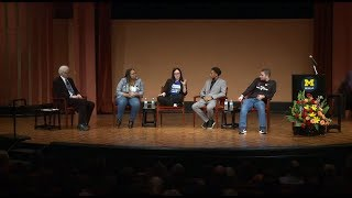 March For Our Lives and The B.R.A.V.E. Youth Leaders, 2018 Wallenberg Lecture