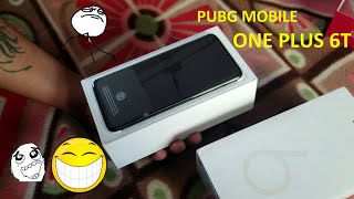 Best PUBG Mobile - One plus 6T Unboxing by My Friends