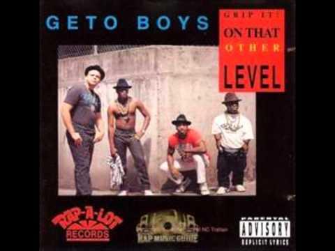 The Geto Boys - Read These Nikes