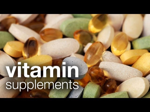 Vitamins: do you need supplements?