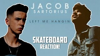 download lagu Skateboard- Jacob Sartorius Reaction 😱 gratis