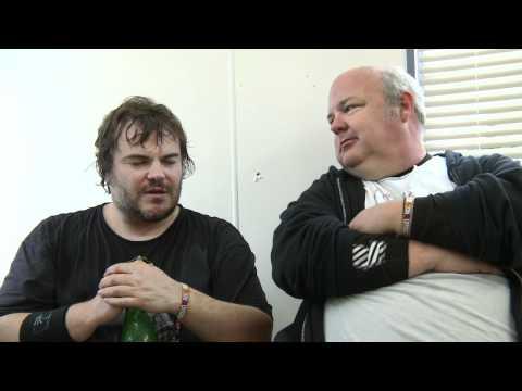 The Lowdown Reloaded @ Download 2012: Tenacious D