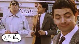Bean's Bus Stops | Clip Compilation | Mr. Bean Official