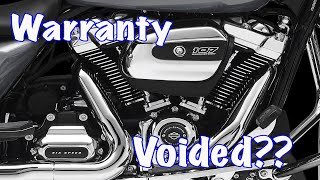 Must Know Harley-Davidson Warranty Info! Beware!!