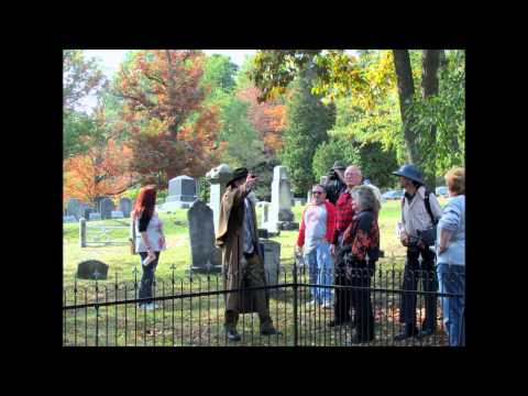 My Movie. Walk for the UNKNOWN and FORGOTTEN - SHAWNEE CEMETERY - Plymouth,PA.