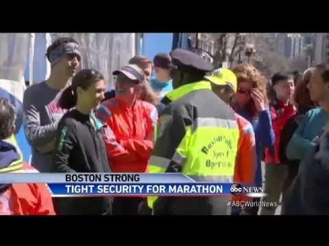 Boston Marathon Security Plan