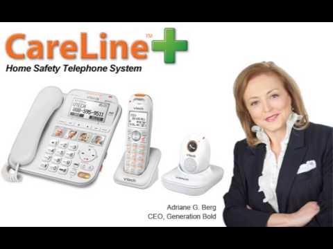 VTech® CareLine™ Audio Blog: Walk, Dine, Laugh and Love - Wellness as We Age