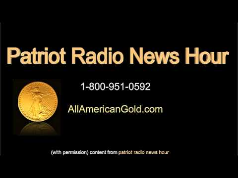 Patriot Radio News Hour: Gold Explodes After Bernanke Gives QE2 Green Light! 2/3