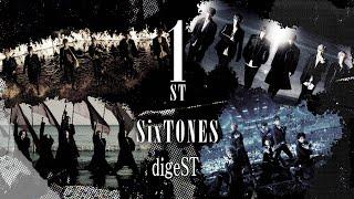 SixTONES 1ST digeST movie