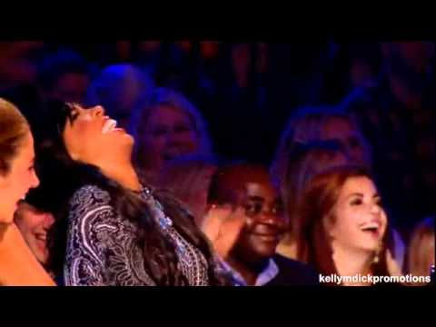 Goldie Cheung - The X Factor UK - Bootcamp Final Audition