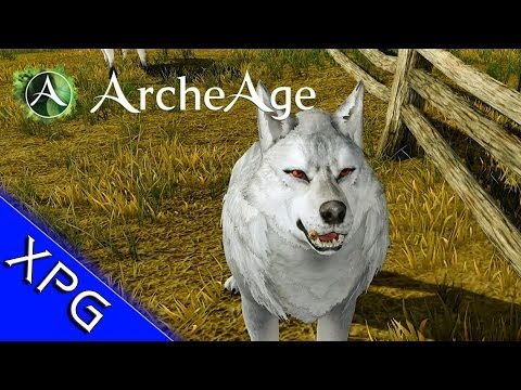 ArcheAge - How to get a Wolf Pet