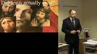Video: Reverse Construction of Jesus Myth - Mike Lawrence (NotoriUK) 1/3