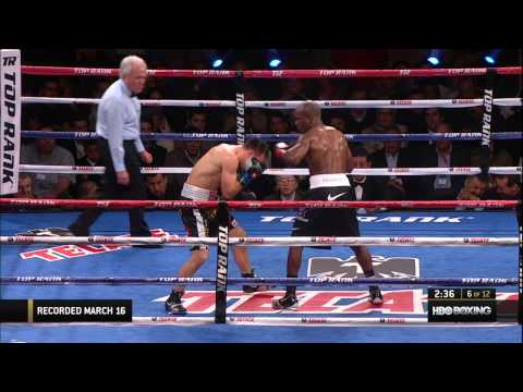 Full Fight: Bradley vs. Provodnikov 2013 (HBO Boxing)