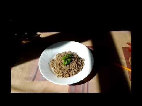 Как варить рассыпчатую гречку - видео