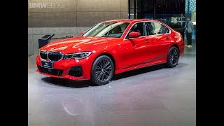 2019 BMW 3 Series Long Wheelbase for China
