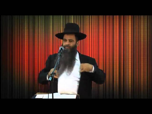 """הרב רפאל זר - חבל על הצואר (יום כיפור תשע""""ג)"""