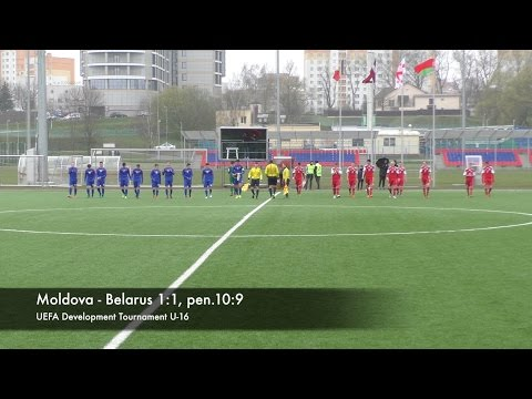 Беларусь - Молдова (2001)