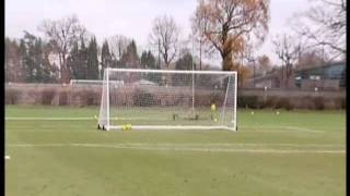 Chelsea Reserves Crossbar Challenge 11/12