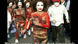 XXX slaves What are Korean-American as refugee from Korean peninsula