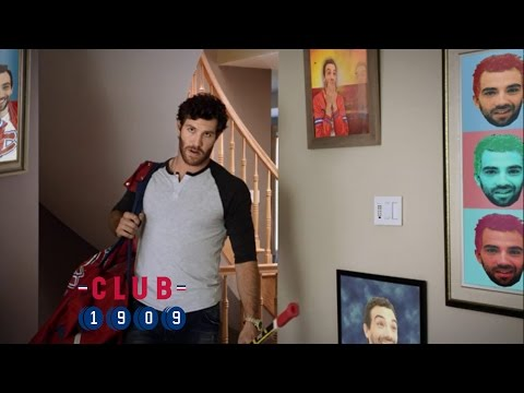 """The Redecorator"" – Montreal Canadiens w/Jay Baruchel ft. Brandon Prust – Club 1909"