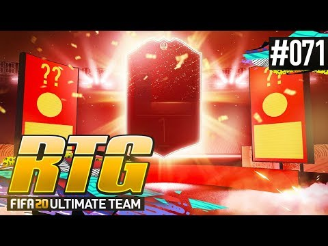 NEW SUPER TEAM + FUT CHAMPS REWARDS!! - #FIFA20 Road to Glory! #71 Ultimate Team