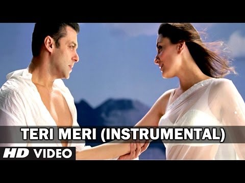 Teri Meri Prem Kahani Bodyguard Instrumental Song (hawaiian Guitar) - Salman Khan, Kareena Kapoor video