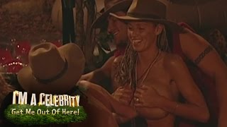 Jordan's Boob Slip Caused By Peter | I'm A Celebrity... Get Me Out Of Here!
