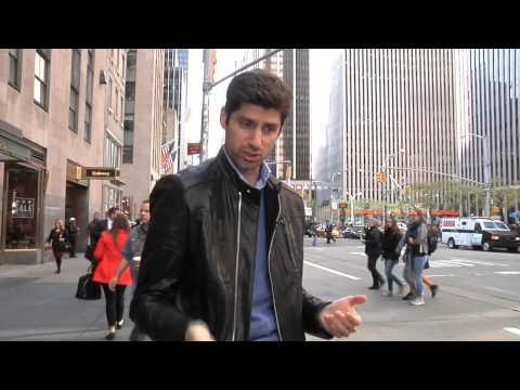 Ben Aaron's New York Song Segment...Feat. Taylor Swift