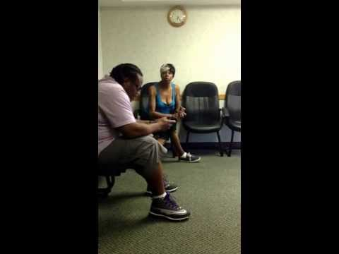 Therapy session in Baltimore - Ratchet lady speaks