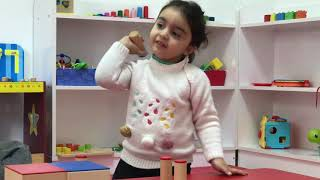 Montessori sound activities for toddlers