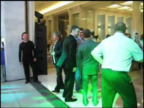 Barack Obama vs. Dmitry Medvedev
