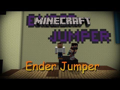 Minecraft Ender Jumper -  اتعلمنا كيف نطير مع فراس XD