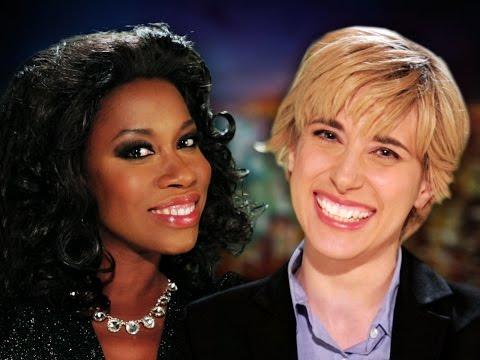 Oprah Vs Ellen.  Epic Rap Battles Of History Season 4. video