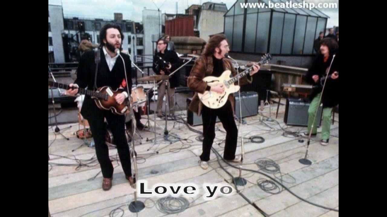 The Beatles - You Never Give Me Your Money (Chords)