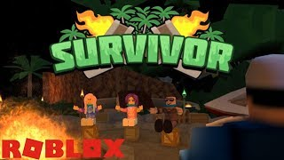 Roblox: Survivor 🏝 / Can We Win the Title of Sole Survivor?!