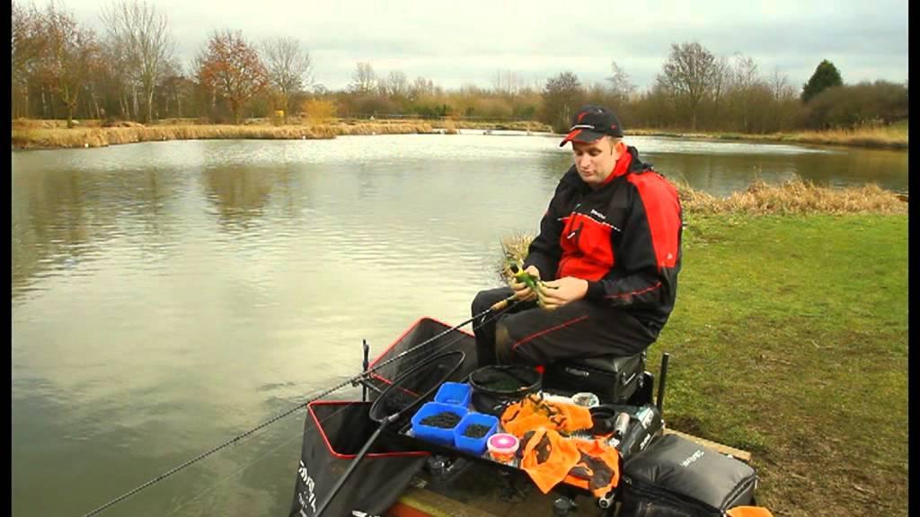 Steve Ringer Skills School Catching Carp On The Goo