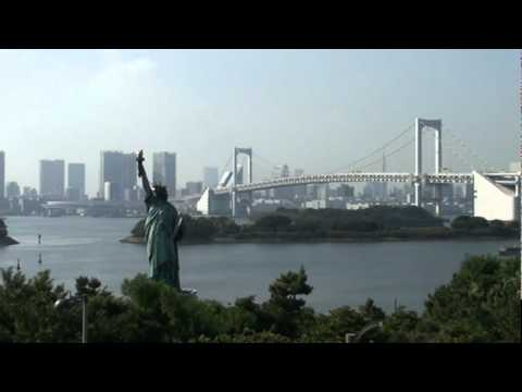 Lady Liberty in Tokyo - Sefco Japan - Maritime related videos, series 3h (2010)