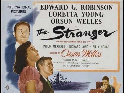 EL EXTRANJERO (The Stranger, 1946, Full Movie, Spanish, Cinetel).flv