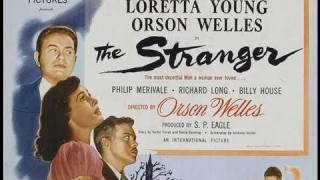 EL EXTRANJERO (The Stranger, 1946, Full Movie, Spanish, Cinetel).flv