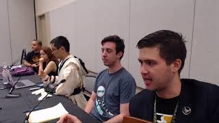 Law of Esports Panel at Phoenix Comic Fest